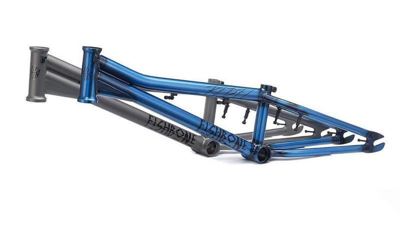 Fishbone Rebel Flatland Frame